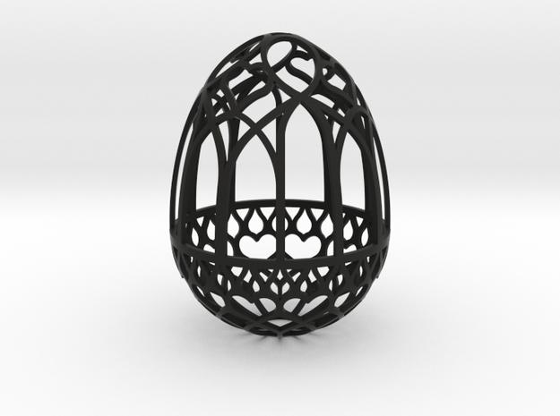 Gothic Egg Shell 3