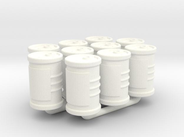 Food Cans tokens (10pcs)