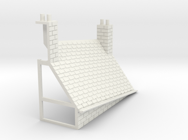 Z-87-lr-comp-stone-r2l-slope-roof-bc-bj in White Natural Versatile Plastic