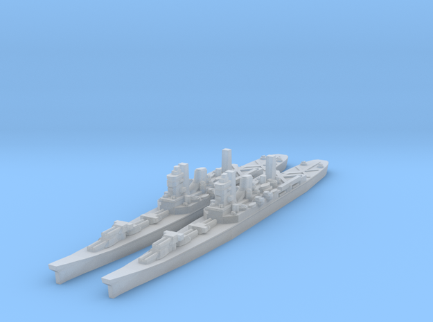 IJN Tone class x2 1/4800 in Frosted Ultra Detail