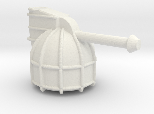 Weapon A Mk 104 1/144 Scale in White Strong & Flexible