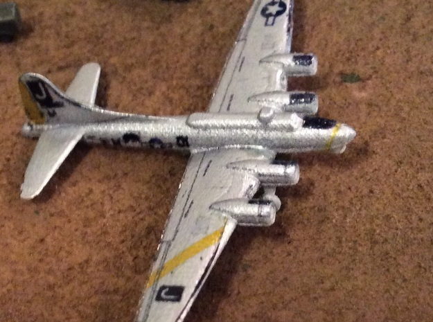 1:700 Scale B-17G Flying Fortresses (4x)