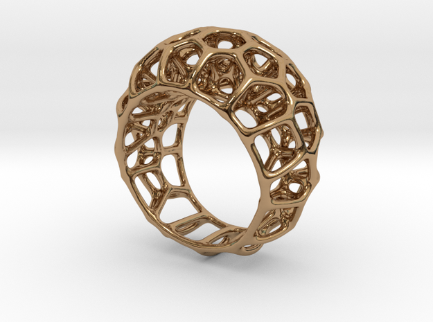 Voronoi Cell Ring  (Size 60)