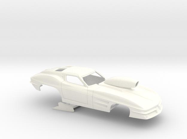 1/25 1963 Pro Mod Corvette
