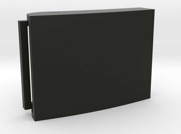 Custom Belt Buckle - Metal (customizable) 3d printed
