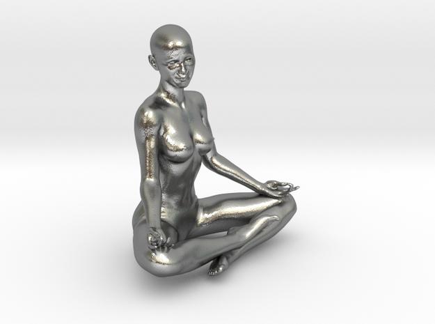A Shapeways Hold in Raw Silver