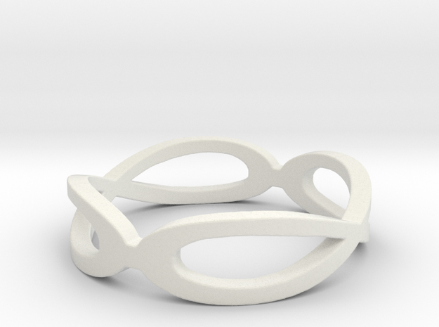 """""""Zelda"""" Double Infinity Ring Size 6 Ring Size 6"""