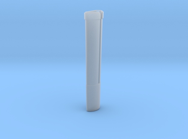 ARROW - Arrow 1.0/1.5/2.0 Back Quiver (1:6) in Smooth Fine Detail Plastic