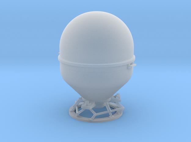 1/72 scale Mk92 Dome