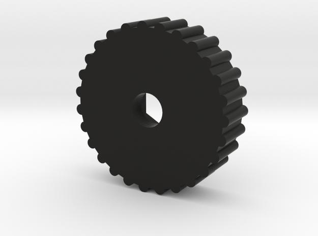 Nut Extender M6 in Black Strong & Flexible
