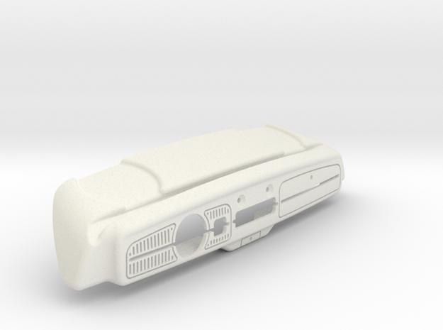 Sand Scorcher Dashboard - Body in White Strong & Flexible