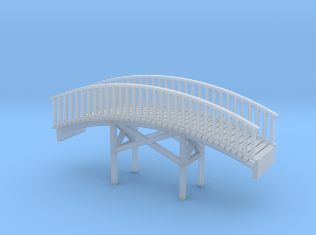 Foot Bridge Z Scale