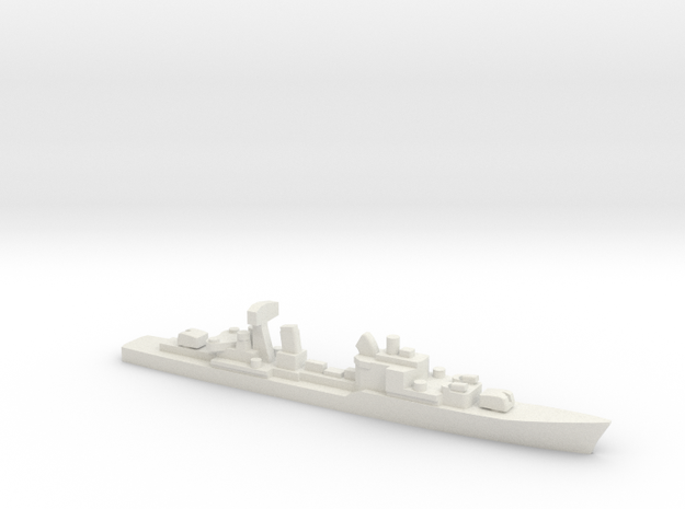 Friesland-class destroyer, 1/2400