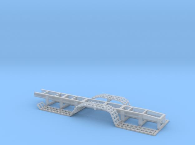 1/50 Rückerlader 2achs in Smooth Fine Detail Plastic