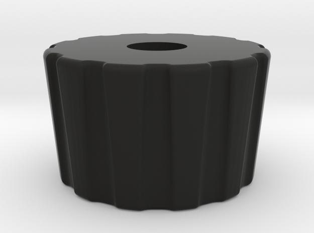 Button Guard - For NKK Momentary in Black Natural Versatile Plastic