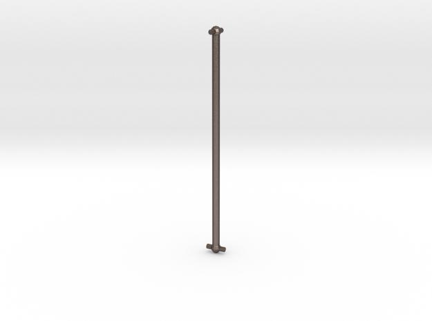 RBe540 Kardanwelle Spur TT 1/120 1-120 1:120 SBB in Polished Bronzed Silver Steel