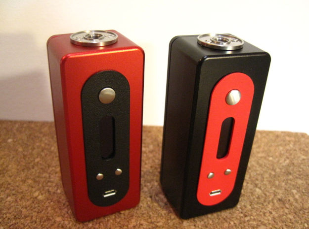 DNA75 DNA200 DNA250 v3 Faceplate, no buttons in White Natural Versatile Plastic