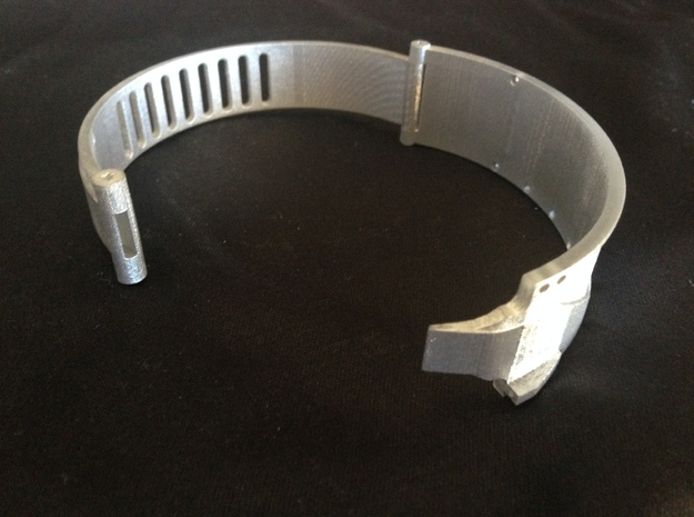 The Island ID Bracelet Replica Prop 3d printed