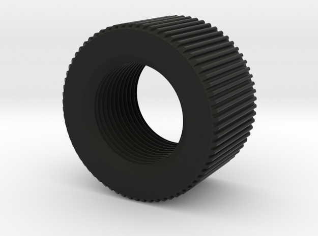 Thread Protector (Type 1) in Black Strong & Flexible