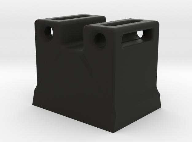 KJW Mk.1 Fiber Rear Sight in Black Strong & Flexible