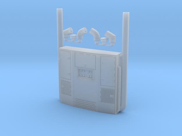 433 SK/U/Hp/001 in Smoothest Fine Detail Plastic