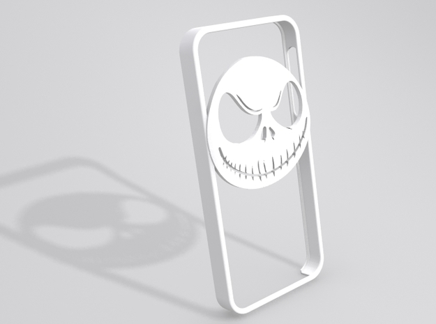 Jack iPhone 5 Case 3d printed Sample render