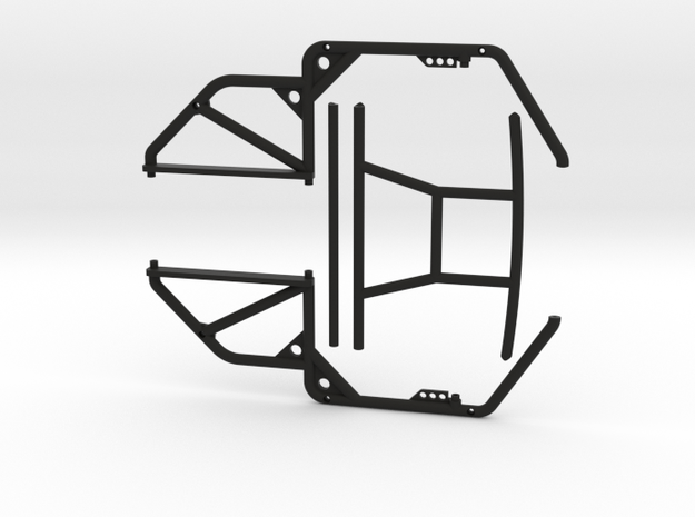 1/10 Scale Jeep Roll Cage