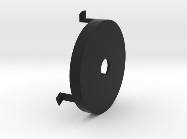 Technics SL-L20(k) TurnTable 45 RPM Adapter in Black Natural Versatile Plastic