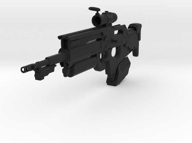 Jigoku Rifle (1:6 Scale)
