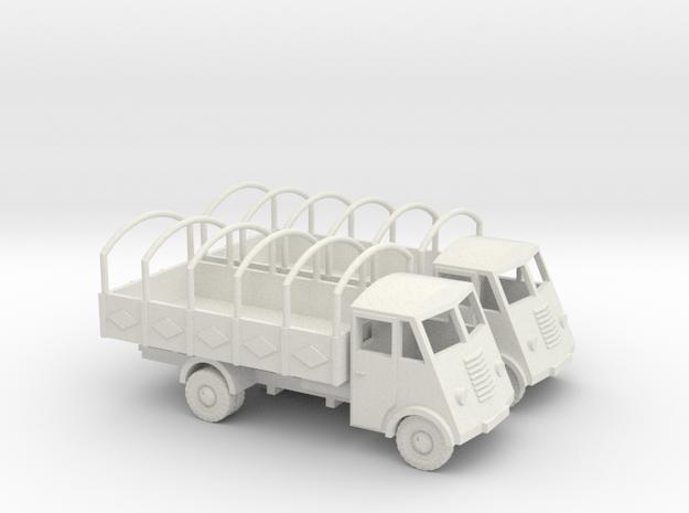 1/144 Renault AHN truck with open platform