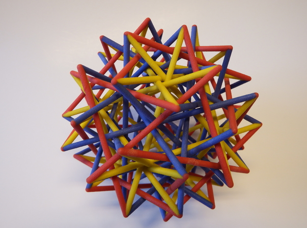 Joining the vertices in Full Color Sandstone