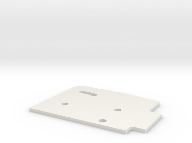 Sideplate Left 1mm