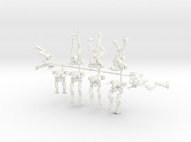 15mm Mk.2 Hellbender A.H.M.L.S.S.A. robots 3d printed