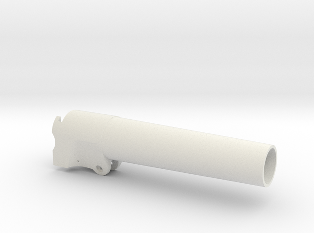 Webley Flaregun Barrel in White Natural Versatile Plastic