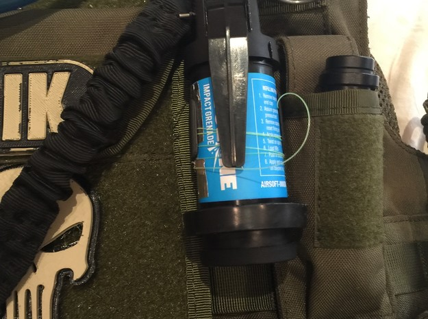 Cyclone Airsoft Grenade Molle Pouch