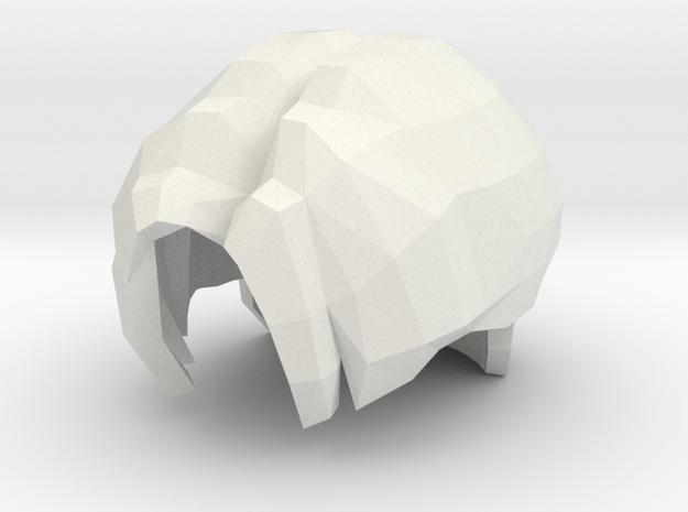 Custom Trunks Inspired MINIMATE in White Natural Versatile Plastic