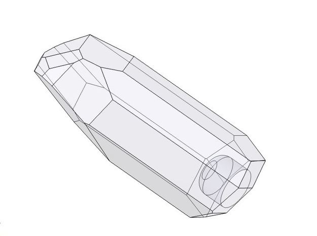 Graflex 2.0 Crystal - Ilum in Smooth Fine Detail Plastic