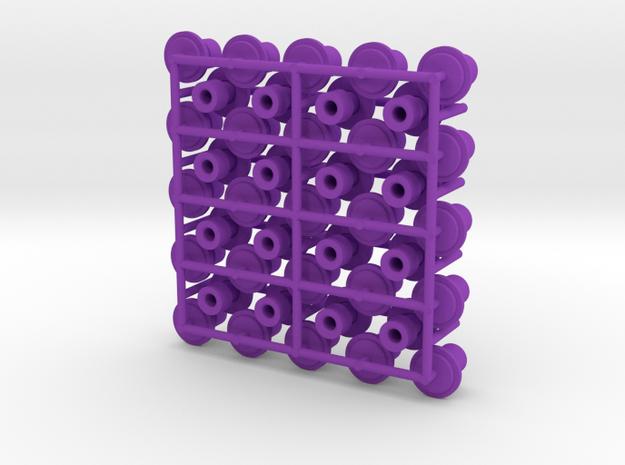 870 Shell Primer (PPS Purple, 41pcs) V5 in Purple Processed Versatile Plastic