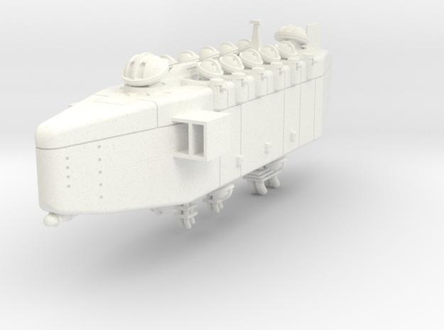 Last Exile Anatoray Battleship