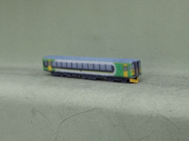 CT: Class 153 in Full Color Sandstone