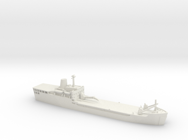 1/700 Falklands Conflict RFA Sir Galahad LSL in White Natural Versatile Plastic