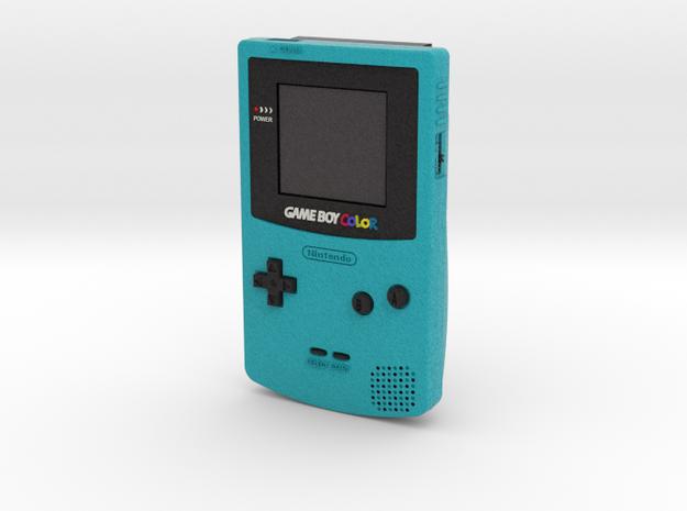 1:6 Nintendo Game Boy Color (Teal)