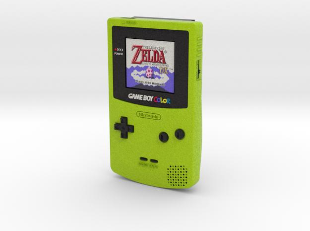 1:6 Nintendo Game Boy Color (Kiwi Zelda)