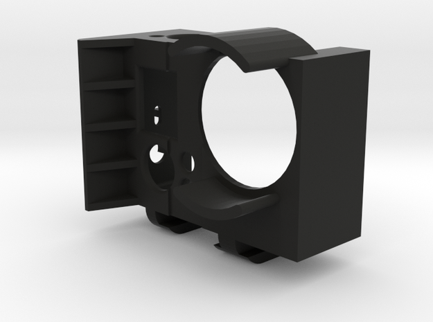 GoPro Protector for Modular Mounting System in Black Natural Versatile Plastic