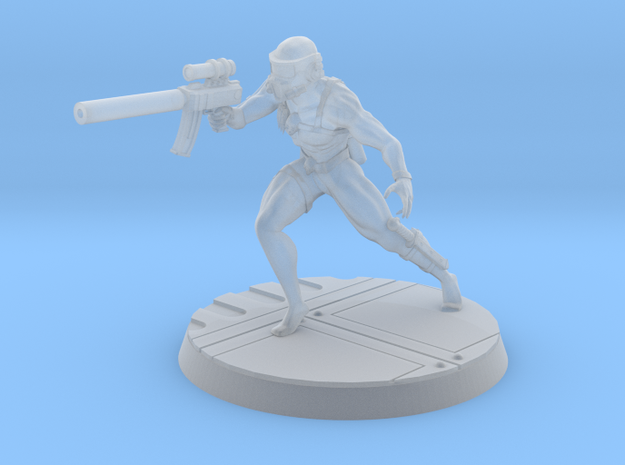 Assassin 28mm-32mm scale