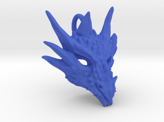 PLA Umbral Dragon Pendant