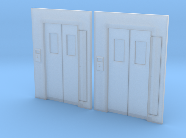 N-05 Lift Entrances