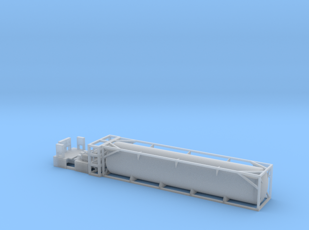 FEC LNG Tank - Nscale