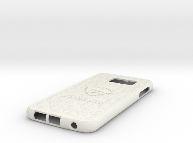McCree Galaxy S6 in White Natural Versatile Plastic