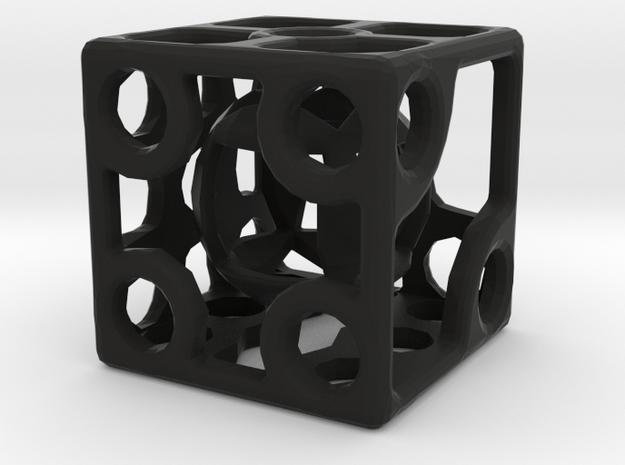 ZWEIDIE in Black Natural Versatile Plastic